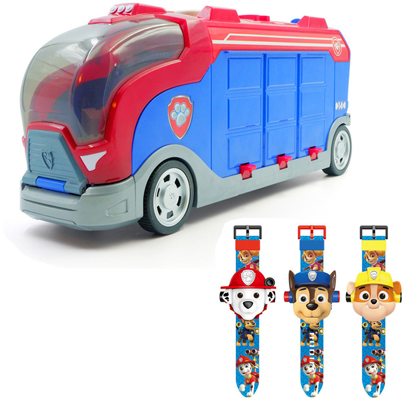 Paw Patrol Toys Dog Ryder Summoner Touch Tablet Music Children Learning Early Learning Paw Patrol Toys Paw Patrol Birthday Gifts