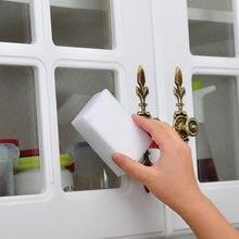 50 pçs esponja mágica borracha borracha limpeza mais limpo esponjas para cozinha banheiro ferramentas de limpeza casa acessórios da cozinha