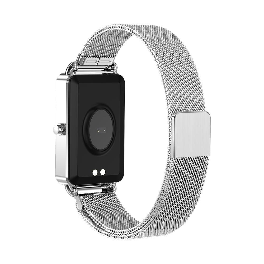 Новый умный Браслет A88, водонепроницаемый монитор сердечного ритма, кровяного давления, спортивный фитнес-трекеры, здоровье, носимая