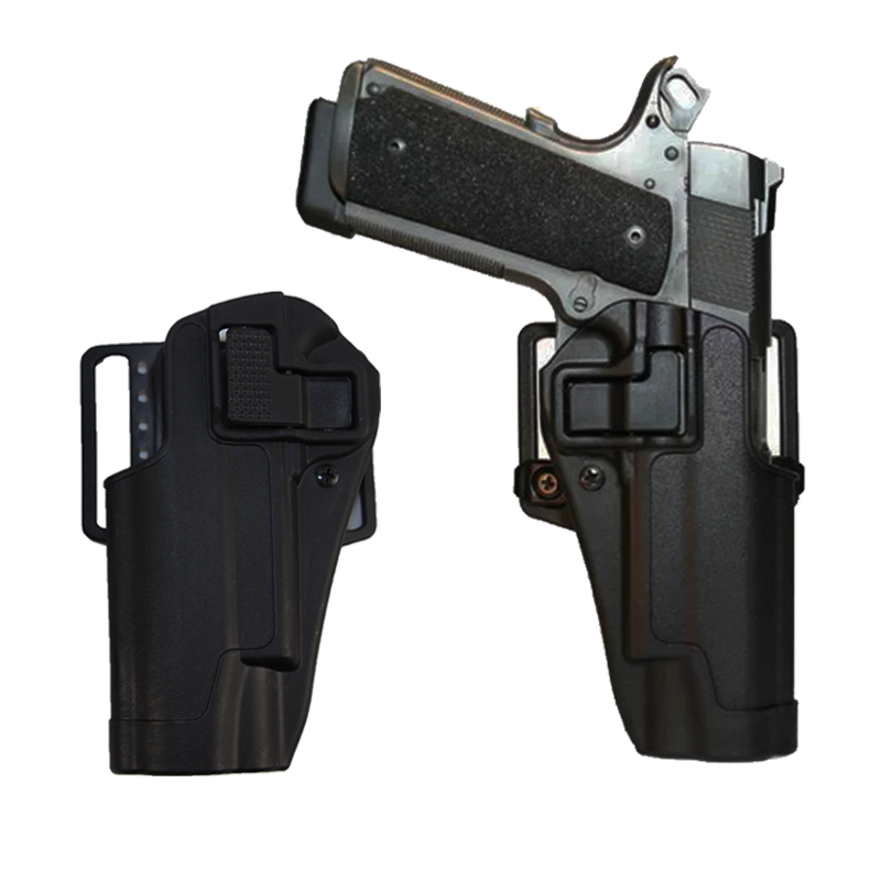 Hunting Right Hand fit Colt 1911 M1911 RH Pistol Paddle Belt Holster Gun Holster