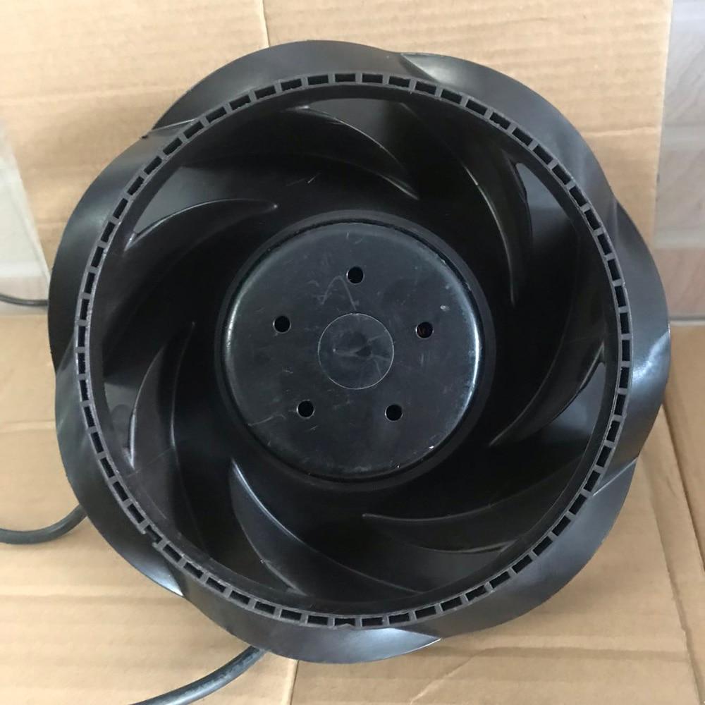 R1G175-RB33-101.9A Ebmpapst Centrifugal Fan Air Blower 3950rpm DC48V 76/62W Extraordinary Curve