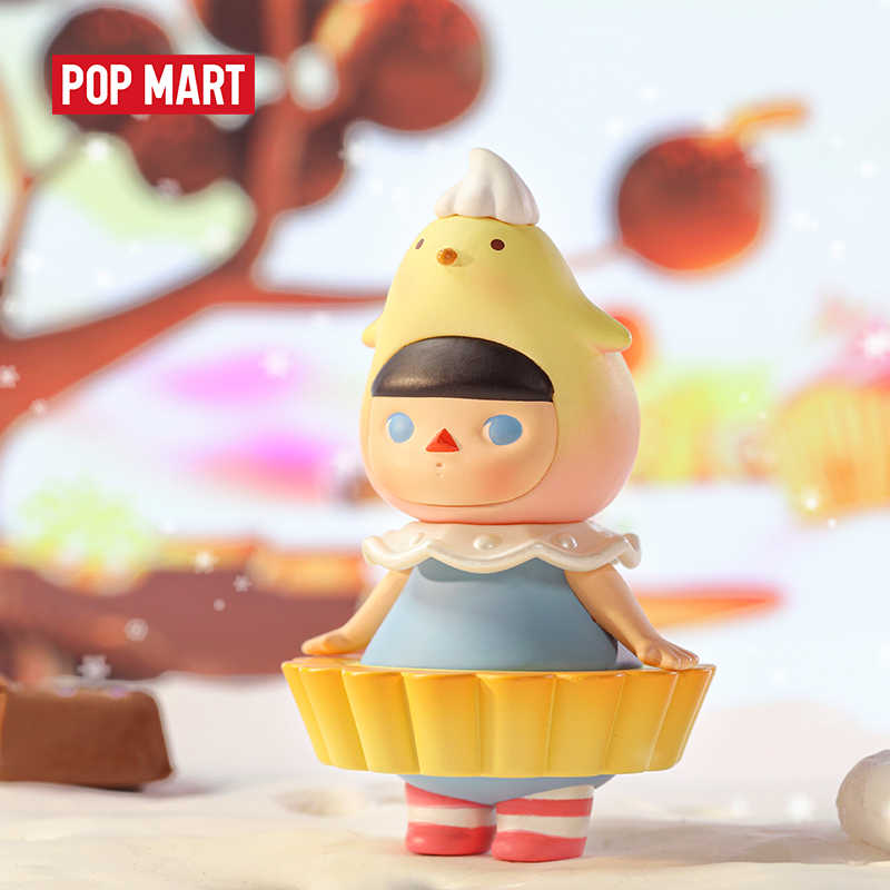 POP MART Pucky Sweet Babies 블라인드 박스 컬렉션 인형 소장품 귀여운 액션 카와이 피규어 선물 아이 장난감 무료 배송 3.28 세일