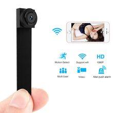 CCTV HD 1080p mini body web video camera WIFI Wireless Mini Camera recording Nanny surveillance  Cam Motion Detection hidden TF