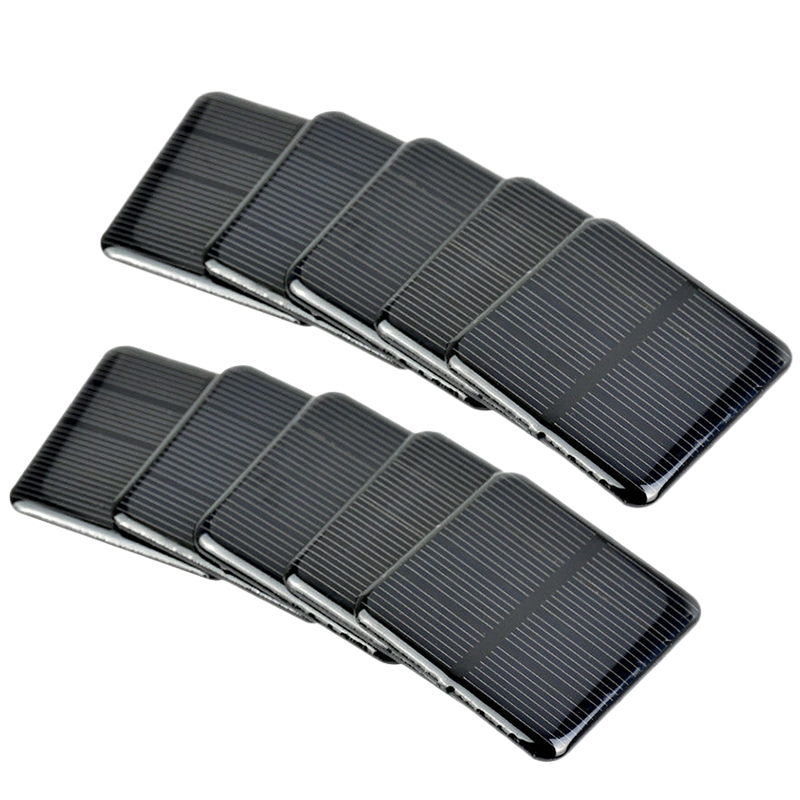 10Pcs Solar Panels 2V 160Ma Monocrystalline Silicon Solar Cells Battery|Solar Cells| |  - title=