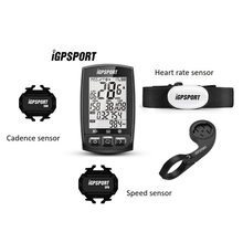 ANT Computer Speedometer Bike Cycling Igpsport Igs50e Odometer-Backlight Wireless Wireless