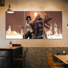 Destiny 2 Video Game Poster HD Print Canvas Art Wall Pictures for Living Room and Kitchen Decor Painting Birthday Gifts