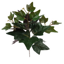 5fork Artificial Bouquet Fake Leaves For Home Christmas Wedding Decoration Jugle Party Vine Foliage Plants Wreath