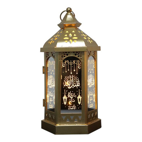 islam luces led decoracao da lampada ramadan