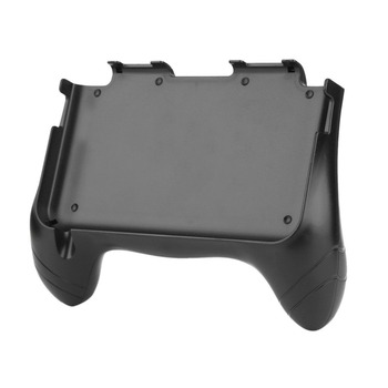 цена на 2020 New Game controller Case Plastic Material Hand Grip Handle Stand for Nintendo Old 3DS LL XL Joypad Stand Case Black