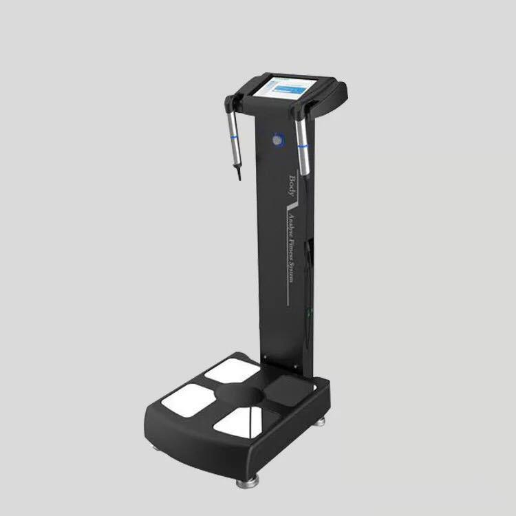 Human Body Composition Equipment Obesity Assessment Full Body Health Analyzing Machine Touch Screen CE Approval