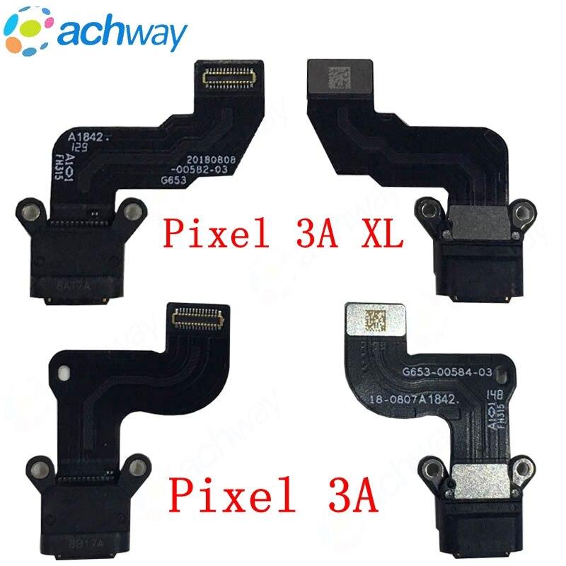 Google Pixel 3 3XL 3A 3AXL USB Charging Port Dock Plug Connector Flex Cable