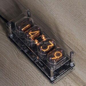 IN-12 Glow Tube Clock 4-bit IN