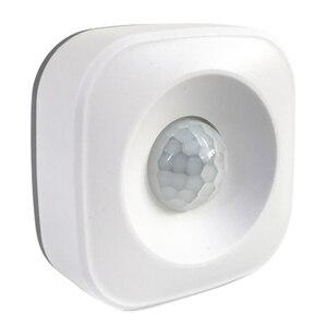Image 2 - Inteligente sem fio pir sensor de movimento detector compatível para o google casa inteligente alexa casa iluminação pir interruptor sensível noite l