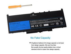 Image 3 - KingSener New J60J5 Replacement Laptop Battery For Dell Latitude E7270 E7470 J60J5 R1V85 MC34Y 242WD 7.6V 55Wh