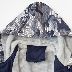 Image 4 - Commodore 64 sweats à capuche pour hommes C64 vestes automne hiver épais chaud Camouflage à capuche à capuche 2019 nouveau Streetwear hommes veste à capuche