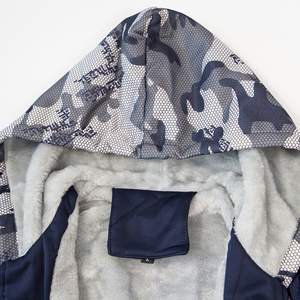 Image 4 - Commodore sudaderas con capucha C64 para hombre, chaqueta gruesa y cálida de camuflaje con capucha, ropa nueva, chaqueta con capucha, otoño e invierno, 2019