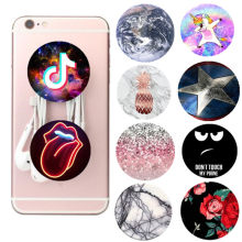 Finger Popsocket Holder Phones Accessories Mobile Phone Case Coque for huawei Mate10 P20 Lite P Smart Back Cover Pop Socket(China)