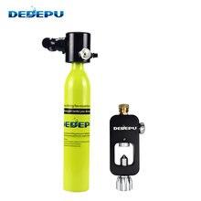 Dedepu 05л кислородная бутылка для взрослых оборудование плавания