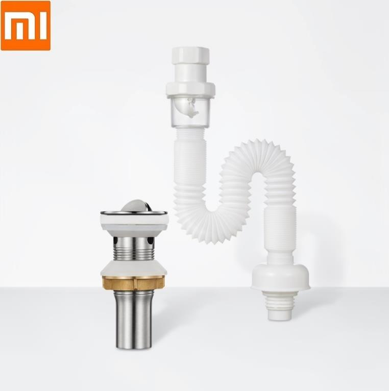 E-pak Basin Water Drain Pipe Plastic Telescopic Tube Wash Basin Water Hose