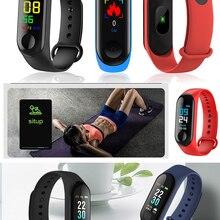 Спортивные часы кровяное давление монитор сердечного ритма напоминание Сообщения Bluetooth водонепроницаемый мужской и женский браслет Детск...