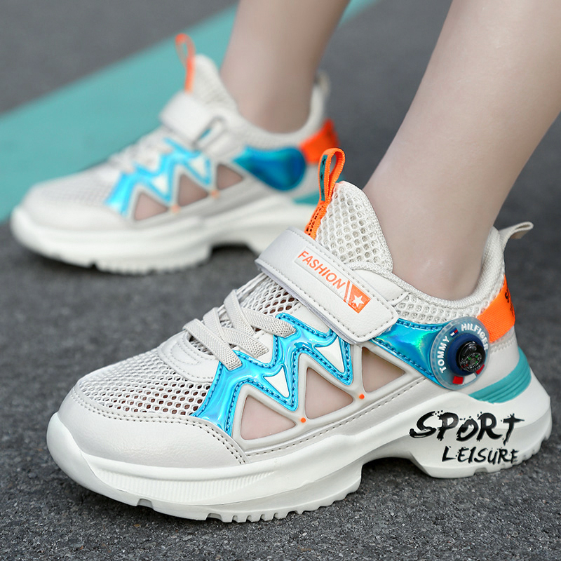 Summer Kids Shoes Sneakers For Boy Outdoor Comfortable Children Shoes For Girls Fashion Shoes Boys Size 30 - 39