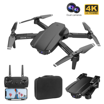 Mini Drone With Camera 1080P HD WIFI FPV RC Helicopter Professional Foldable Quadcopter Long Flight Time 20 Minutes Battery Life rc quadcopter drone helicopter delay timer instantly social sharing foldable 8mp digital camera hd 1080p video