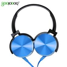 سماعات رأس إضافية بجهير 3.5 مللي متر سماعة ألعاب AUX قابلة للطي محمولة قابلة للتعديل سماعة أذن لأجهزة الكمبيوتر والكمبيوتر الشخصي سماعات أذن