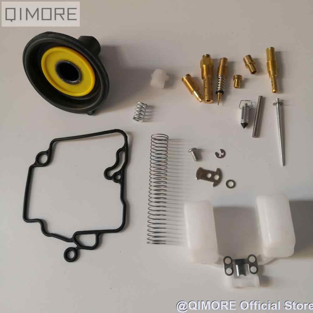 PD18J PD19J karbüratör Rebuild kiti/tamir kiti/diyafram membran seti (16mm) scooter Moped için 139QMB 147QMD GY6 50 60 80cc