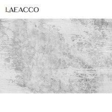 Laeacco cinza cimento parede gradiente cor sólida superfície padrão sem costura foto fundos de fundo fotográfico para estúdio