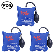 PDR 3 PCS Pump Wedge Locksmith Tools Air Wedge Auto Entry Tools Inflatable Hand Pump For Car Door Window Open Lock