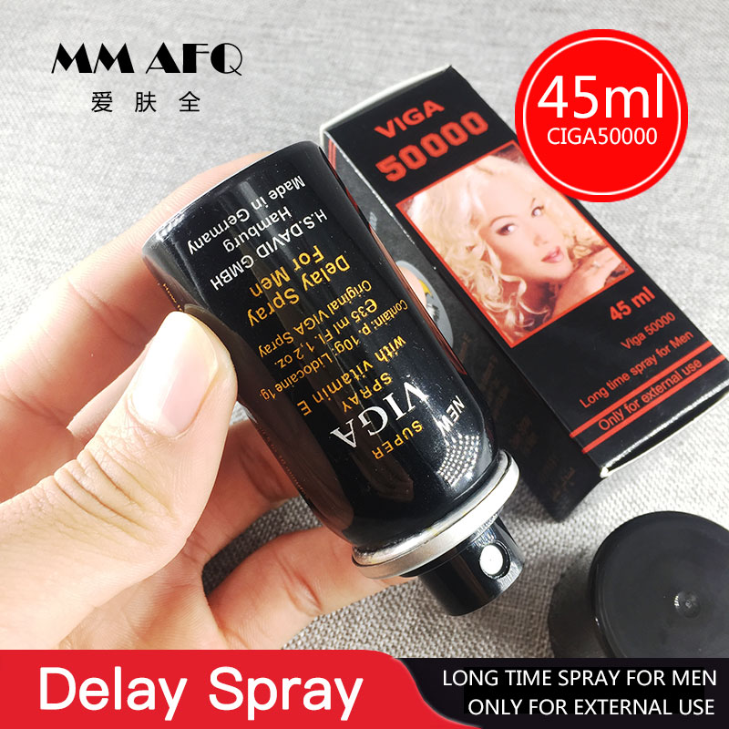 Eagle Delay Spray 45ml  Male Vitamin Powerful Longer Lasting Prevent Premature Ejaculation Safe Sex Products Sexual Penis Spray