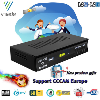 Newest DVB-T2 DVB-S2 Terrestrial Satellite Receiver COMBO Support AC3 Biss CCCAM IP TV 1080P Full HD DVB T2 S2 smart Receptor телевизор oled lg 78 oled77c9pla черный ultra hd 100hz dvb t2 dvb c dvb s2 usb wifi smart tv rus