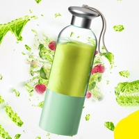 Batidora de jugos electrica Usb Mini batidora de fruta exprimidora multifunción máquina de hacer jugos|Exprimidores|Electrodomésticos -