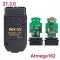 Vag Com 20.4.2 интерфейс hex v2 Vagcom 19,6 диагностический инструмент для VW AUDI Skoda Seat многоязычный ATMEGA162 + 16V8 + FT232RQ