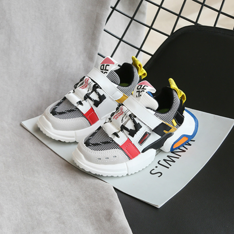 Spring Autumn Kids Shoes Boys Casual Children Sneakers For Boys Fashion Sport Kids Sneakers Spring Children Shoes|  - title=