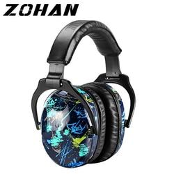 ZOHAN Kids ochrona słuchu nauszniki NRR 22dB redukcja szumów ochraniacze uszu najlepsze ochraniacze słuchu dla niemowląt dzieci chłopcy Ochraniacze słuchu    -