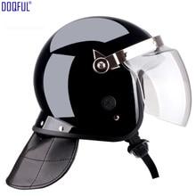 International Standard Special Riot Helmet Work Safety Protection Crash Helmets Security Guard Patrol Head Protective Hard Hat