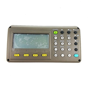Image 1 - 2020 high quality Topcon Replacement LCD Keyboard For topcon GTS 102 GTS332 GPT3000 Total Station Series surveying tool