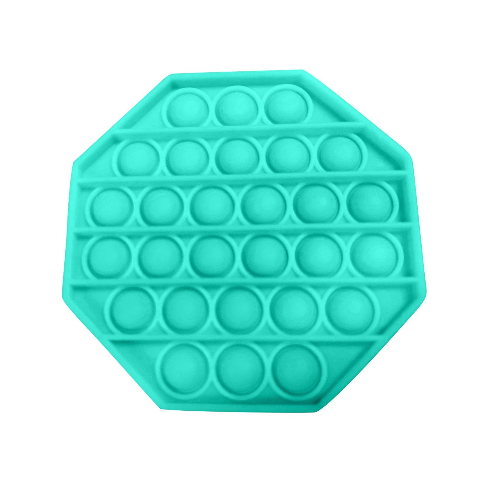 Sensory Toy Stress-Toys Pop Fidget Reliver Rainbow-Push Adult Children It img4
