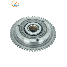 Off Road Start Clutch Gear Disc Motocross Start Clutch Gear Disc Fit Voor Lifan Loncin CG250-CG300 Watergekoelde Motor(China)