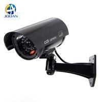 Поддельные видеокамеры s Открытый водонепроницаемый манекен имитация CCTV камеры для наружного внутреннего Реалистичного безопасного наблю...