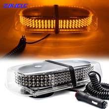 Warning-Lights Strobe Emergency Caution-Lamp Blue Red LED for Cars Trucks Snow-Plow-Vehicles