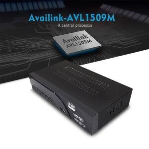 Image 4 - Vmade DVB T2 8943 HD décodeur numérique H.265 récepteur TV terrestre prise en charge péritel Dolby AC3 Youtube avec décodeur USB WIFI
