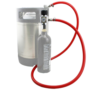 Image 4 - Трубопровод из ПВХ для пищевых продуктов и газа, 5/16 дюйма, ID и 9/16 дюйма OD для разлива пива, пивоварения, 5 футов, 1,5 м