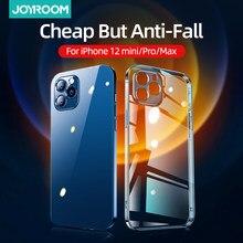 Joyroom – coque transparente Ultra fine pour iPhone, pour modèles 12 Pro Max, 12 Mini