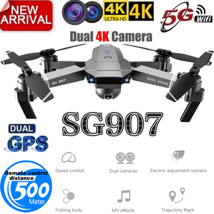SG907 Quadcopter GPS Drone wit