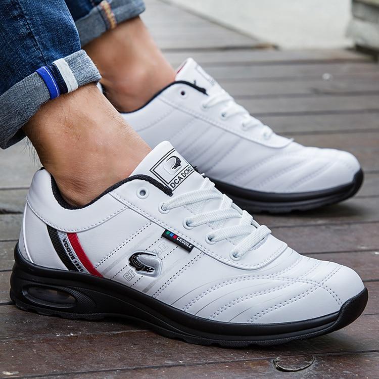 Sapatos de golfe masculino ao ar livre