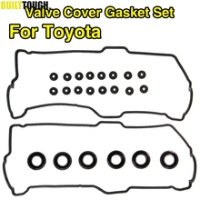 Engine Valve Cover Seal Gasket Set For Toyota 4Runner Tundra Tacoma Camry Lexus Pickup 3L 3.4L V6 1121362020 Car Repair