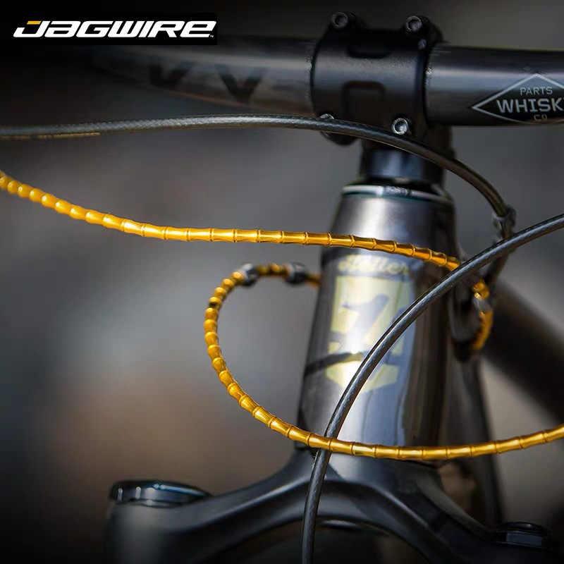 tapa de freno Juego de 2 cables de freno YGSAT de 2 m para bicicleta cable de freno para bicicleta de monta/ña cable de cambio universal con cable Bowden y manguito de freno