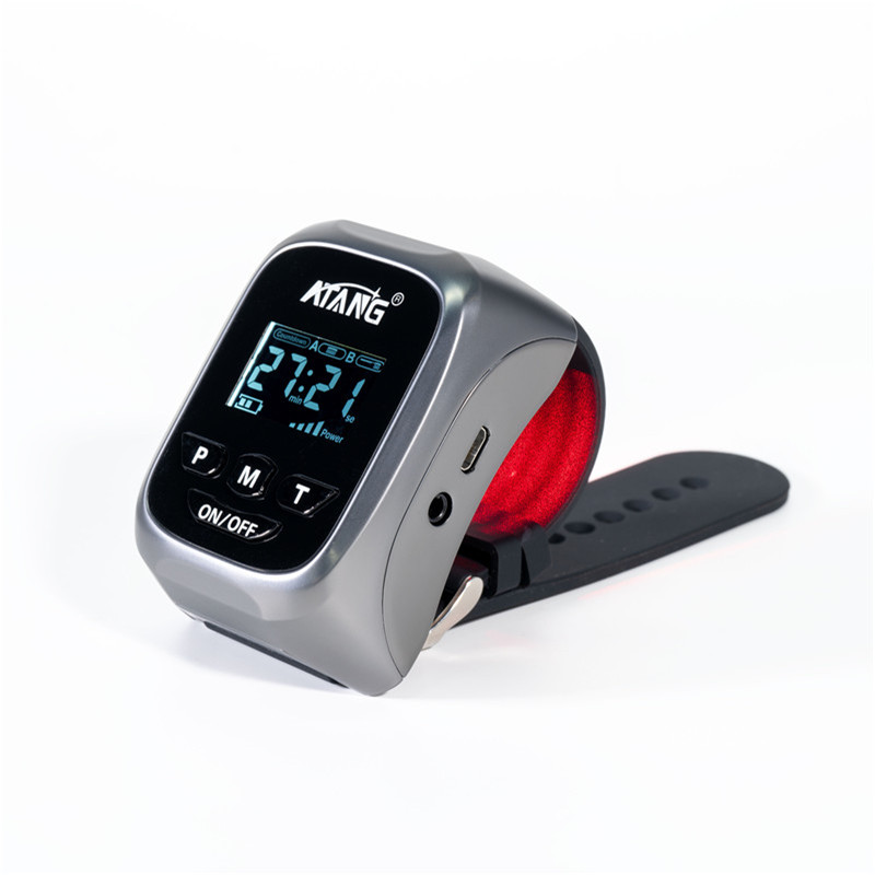 High Blood Sugar Control Therapy Laser Watch Diabetes Rhinitis Cholesterol Hypertension High Blood Pressure Laser Acupuncture